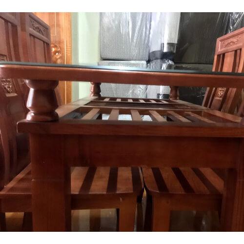 bàn ăn 4 ghế đà lạt