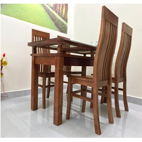 bàn ăn gỗ đà lạt