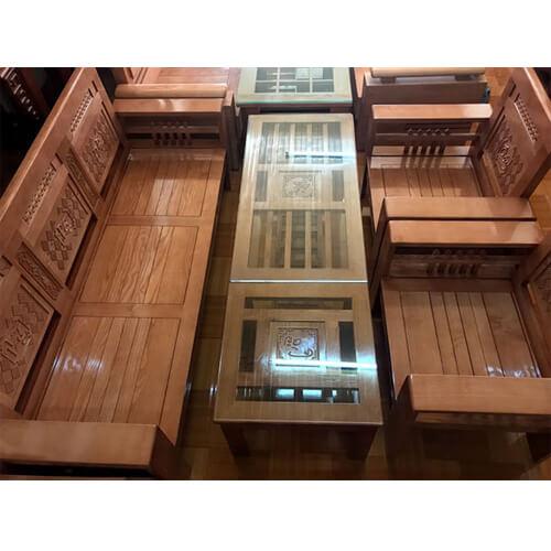 Bàn ghế gỗ tần Bì