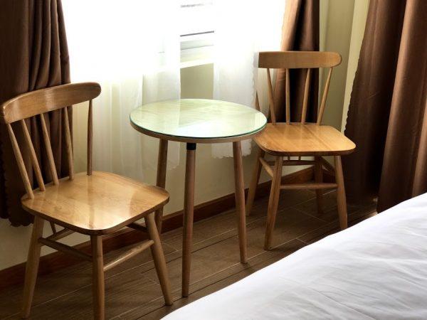 Bàn ghế phòng khách sạn đà lạt