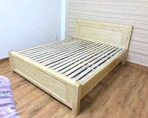Giường Ngủ 1m6 Cho Nhà Nghỉ