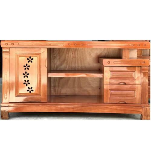 Kệ tivi gỗ 1m2 đà lạt
