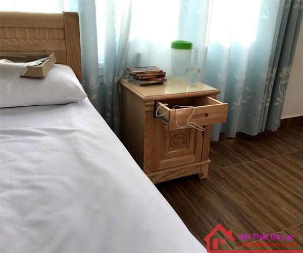 Táp Đầu Giường Đẹp - Tủ Đầu Giường