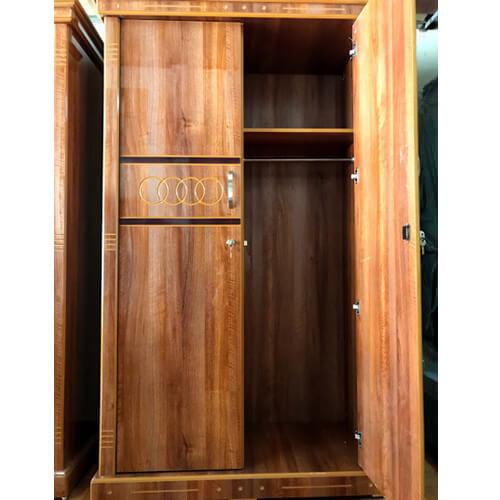 tủ quần áo gỗ công nghiệp 1m2 đà lạt