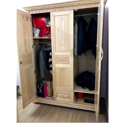 tủ quần áo gỗ giá rẻ đà lạt