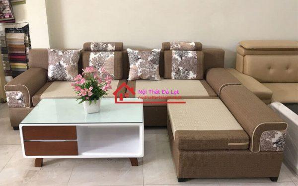 bộ sofa phòng khách giá rẻ