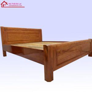 giường gỗ xoan