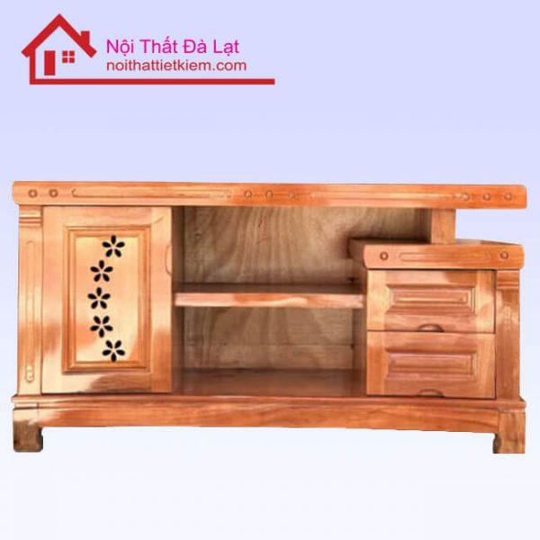 kệ tivi gỗ sồi giá rẻ