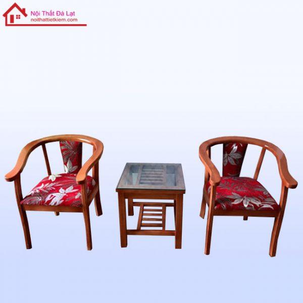 bàn ghế phòng ngủ đà lạt