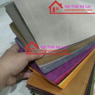 Mẫu Vải Đặt Ghế Sofa