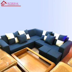 sofa góc L đà đà lạt