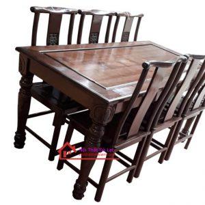 Bộ bàn ghế phòng khách tại đà lạt