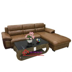 sofa da tại đà lạt