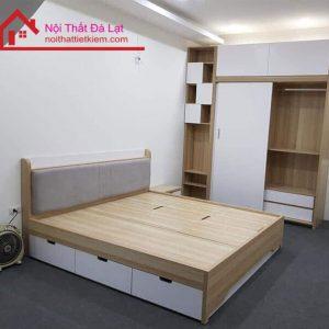 trọn bộ nội thất phòng ngủ giá rẻ
