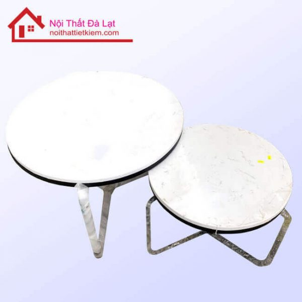 bàn trà tròn đà lạt
