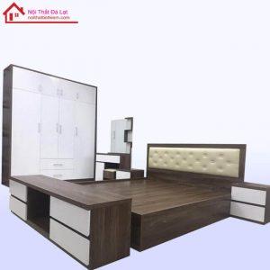Thiết kế phòng ngủ đà lạt