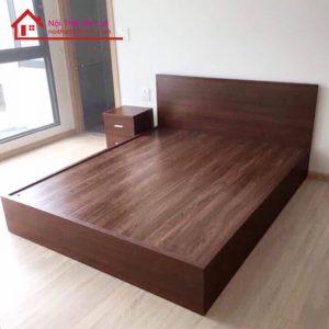 giường gỗ công nghiệp đà lạt