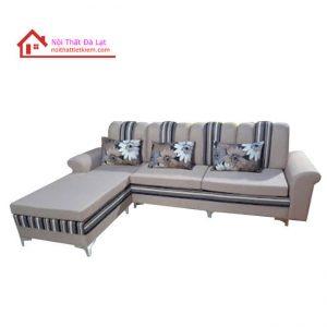 sofa nỉ kiểu múi