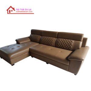 bộ sofa phòng khách nhà nhỏ