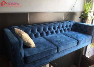 ghế sofa băng tân cổ điển