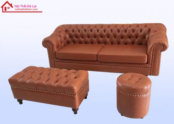 sofa tân cổ điển nhập khẩu