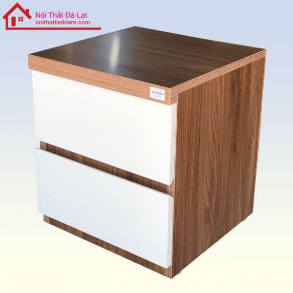 bàn trang điểm gỗ công nghiệp